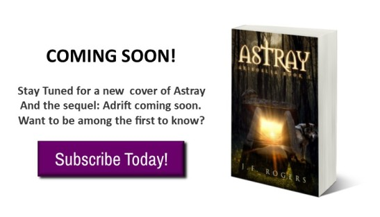 Astray Subscribe